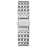 Afbeelding vanCLUSE CS1401101078 Horlogeband staal zilverkleurig 18 mm