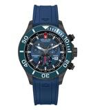 Afbeelding vanSwiss Military Hanowa 06 4226.30.003.03 herenhorloge blauw edelstaal PVD