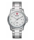 Afbeelding vanSwiss Military Hanowa Soldier Prime horloge (Kleur band: zilver, Kleur wijzerplaat: wit, Materiaal RVS)