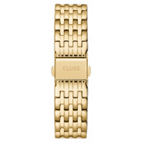 Afbeelding vanCLUSE CS1401101079 Horlogeband staal goudkleurig 18 mm