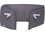 Afbeelding vanAerosleep Bedbumper Grijs Babykamer accessoires