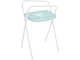 Afbeelding vanBebe Jou Badstandaard Click 98 cm Mint Babybad accessoires
