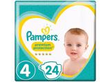 Afbeelding vanPampers Premium Protection Maat 4 (Maxi) 9 14 kg 24 Stuks