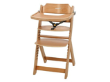 Afbeelding vanSafety 1st Timba Kinderstoel Natural Hout