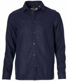 Afbeelding vanAnerkjendt Vest Slim Fit Blauw L