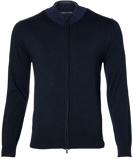 Afbeelding vanGentiluomo Vest Slim Fit Blauw M