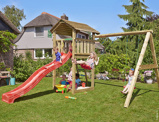Imagine dinChildren's Swing Sets Cottage 2 Swing
