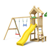 Imagine dinChildrens Climbing Frame Totem 2 Swing