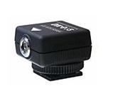 Afbeelding vanUniversal HotShoe Adapter Sony (alpha) > PC, X contact (art. nr. 3110007)