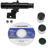 Afbeelding vanCelestron accessoire kit voor first Scope 76