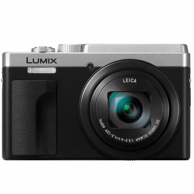 Afbeelding van Panasonic Lumix DMC TZ95 compact camera Zilver
