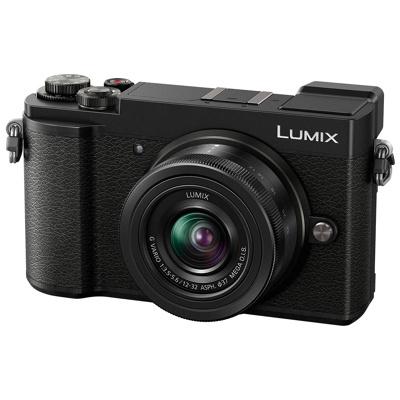 Afbeelding van Panasonic DC GX9 systeemcamera Zwart + 12 32mm