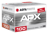 Afbeelding vanAgfa APX Pan 100 135 36