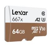 Afbeelding vanLexar microSDXC High Performance 64GB 667x UHS I
