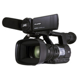 Afbeelding vanJVC GY HM620E Handheld HD Camcorder