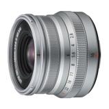 Afbeelding vanFujifilm XF 16mm f/2.8 R WR objectief Zilver