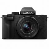 Afbeelding vanPanasonic Lumix DC G100 systeemcamera + 12 32mm