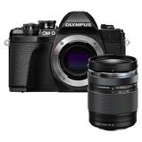 Afbeelding vanOlympus OM D E M10 Mark III systeemcamera Zwart + 14 150mm