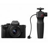 Afbeelding vanPanasonic Lumix DC G100 systeemcamera + 12 32mm DMW SHGR1 Tripod Grip