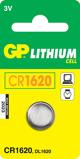 Afbeelding vanGP knoopcel lithium CR1620