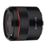 Afbeelding vanSamyang 45mm f/1.8 AF Sony E mount objectief