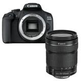 Afbeelding vanCanon EOS 2000D DSLR + 18 135mm IS STM