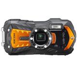 Afbeelding vanRicoh WG 70 compact camera Oranje