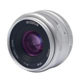 Afbeelding vanMCOPLUS MCO 35mm F/1.6 Sony Zilver
