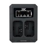 Afbeelding vanJJC DCH NPFW50 USB Dual Battery Charger (voor Sony NP FW50 accu)
