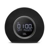 Afbeelding vanJBL Horizon Bluetooth Wekkerradio 16 x 18,3 cm Zwart