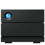 Afbeelding vanLACIE 2big RAID 8TB Thunderbolt 3 USB C 3.5inch hot swappable IronWolf Pro drives 7.2rpm + 5 year data recovery
