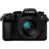 Afbeelding vanPanasonic LUMIX DC G90 zwart + 14 140mm HD power O.i.S. WR
