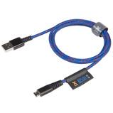 Afbeelding vanXtorm Solid Blue Micro USB naar kabel 1 meter