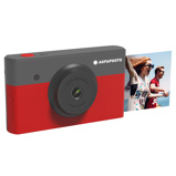 Afbeelding vanAgfa Mini Shot 2x3 Red Instant Camera