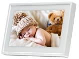 Afbeelding vanDenver PFF 1011 digitale Frameo app fotolijst 10.1 inch wit