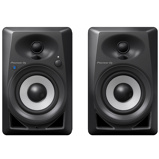 Afbeelding vanPioneer DM 40BT Zwart Duo Pack studio speaker