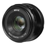 Afbeelding vanMeike MK 35mm f/1.7 Sony E mount objectief