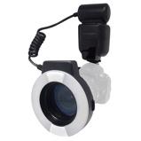 Afbeelding vanMCOPLUS Macro ring Lite MCO 14ext Canon TTL Ringflitser