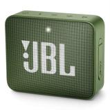 Afbeelding vanJBL Go 2 Bluetooth Speaker Green