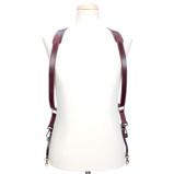 Afbeelding vanBronkey Tokyo Dual Leather Harness Camera Strap Large Bruin