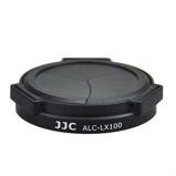 Afbeelding vanJJC ALC LX100 Automatische Lensdop voor Panasonic DMC Zwart