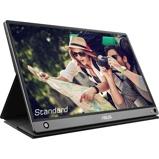 Afbeelding vanASUS MB16AMT touch screen monitor 39,6 cm (15.6) 1920 x 1080 Pixels Zw