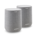 Afbeelding vanHarman Kardon Citation ONE MK2 Duo Pack Grijs wifi speaker