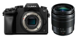 Afbeelding vanPanasonic LUMIX DMC G7 zwart + 12 60mm ASPH Power OIS
