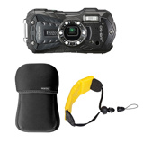 Afbeelding vanRicoh WG 60 compact camera Kit Zwart