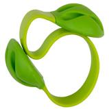 Afbeelding vanGrab 'n Go siliconen kabelhouder groen