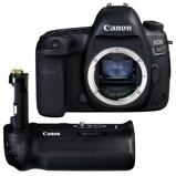 Afbeelding vanCanon EOS 5D Mark IV DSLR Body + BG E20 Battery Grip