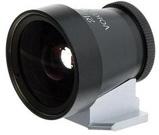 Afbeelding vanVoigtlander 21/25mm zoeker zwart metaal