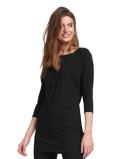 Abbildung vonLaDress Reese tunika top aus jersey lycra schwarz