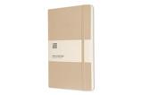 Abbildung von10 Stück Moleskine® Large Notizbuch Softcover mit Folienprägung bedrucken
